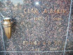 Clark Arthur Baker