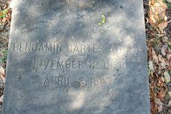 Benjamin Carter Adams