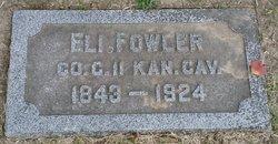 Eli Fowler