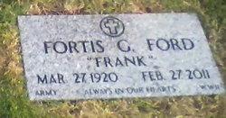 Fortis G. Gus Ford