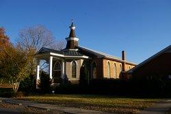 Rives Chapel Baptist Church Cemetery