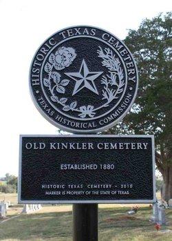 Kinkler Cemetery