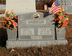 Colleen C Anderson