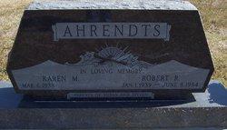 Robert Ray Ahrendts