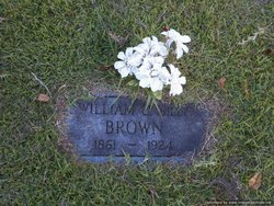 William C Billy Brown