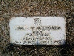 Pvt Joseph Bernard Joe O'Connor