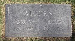 Anna Victoria <i>Oberg</i> Alcorn