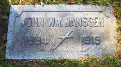 John William Janssen