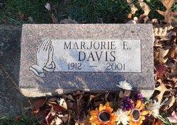 Marjorie Elizabeth <i>Gedney</i> Davis
