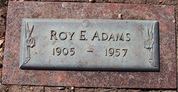 Roy Edison Adams