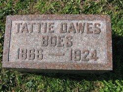 Catherine Dawes Tattie <i>McDonald</i> Boes