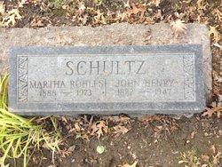 John Henry Schultz