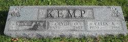 Celia Agnes Sis <i>Wable</i> Kemp