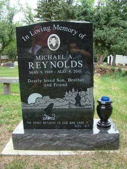 Michael A Reynolds