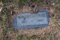 Margaret Rosemary Maggie <i>Veal</i> Applegate
