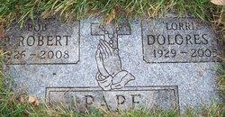 Paul Robert Bob Pape, Jr