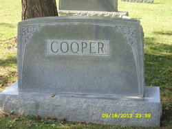Willie Lea <i>Loy</i> Cooper