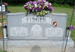 Glayds Ruth <i>Breazeale</i> Fisher