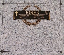 Charlotte M Jones