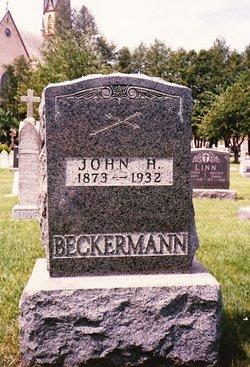 John H Beckermann