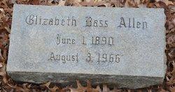 Elizabeth Bass Adams