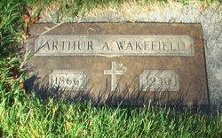 Arthur A. Wakefield