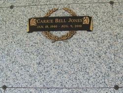 Carrie Bell Jones
