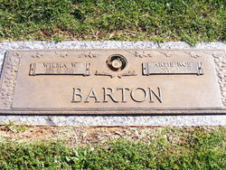Wilma Lillian <i>Wright</i> Barton