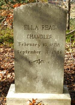 Ella <i>Read</i> Chandler