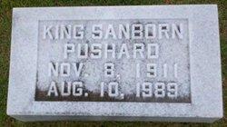 King Sanborn Pushard
