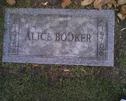 Alice Booker