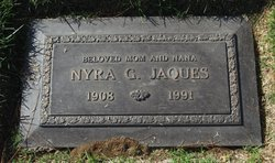 Nyra Genevieve <i>Warner</i> Jaques