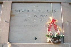 Brownie Louise Aiken