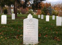 Gen Walton Harris Walker