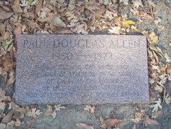 Paul Douglas Allen