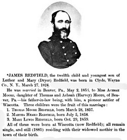 Col James Redfield