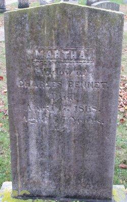 Martha <i>Babcock</i> Bennett