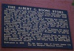 Albert Gallatin Boone