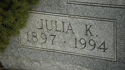 Julia Kathryn <i>Patchett</i> Bates