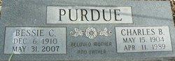 Bessie C <i>Jefferies</i> Purdue