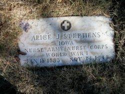 Alice Josephine Stephens