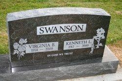 Virginia B. <i>Howell</i> Swanson