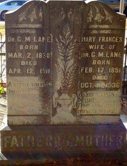 Mary Frances Lane