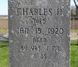 Carl Henry Charles Cordes