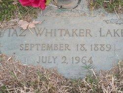 Taz Whitaker Lake