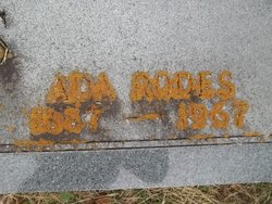 Ada <i>Rodes</i> Gibbs
