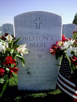 Preston Lee Beebe
