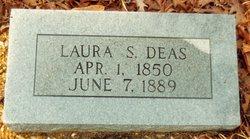 Laura Elvira <i>Shamburger</i> Deas
