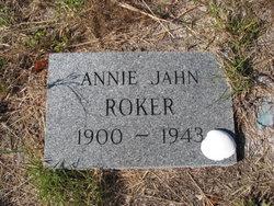 Annie Jahn Roker