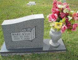 Mary Matilda Kyle
